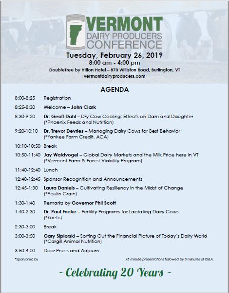 vdpc agenda 2019